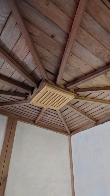 姫路市 浴室解体(木の浴室)
