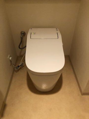 明石市 マンショントイレの取替
