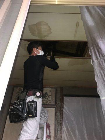 姫路市 雨漏り修繕