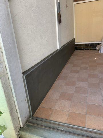 姫路市 玄関廊下の改修工事