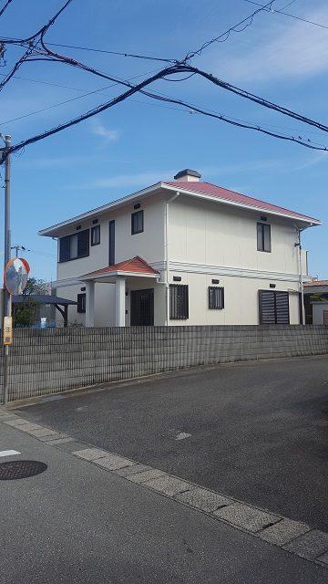 赤穂市 外壁・屋根塗装