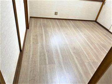 姫路市 床張り替え工事