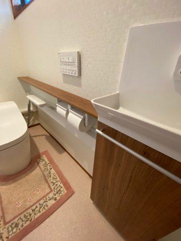 アラウーノ手洗い